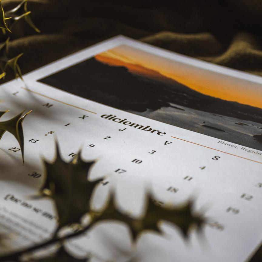 SIERRA GRAPHICS Calendario Folk 2021