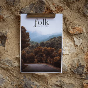 SIERRA GRAPHICS Calendario Folk 2021