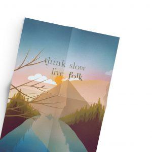 Ilustración para el Calendario Folk 2021